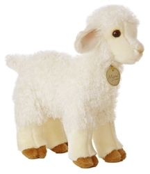 "Aurora Lovely Lamb Miyoni Collection 9.5"" High"