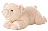 "Aurora Pig Large Miyoni Collection 16"" Long"