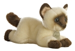 "Siamese Cat Miyoni 8"" Long"