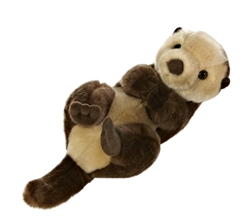"Auora Sea Otter Miyoni Collection 10"" Long"
