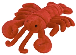 "Aurora Red Lobster 12"" Length"