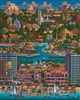 Cancun Dowdle Folk Art 1000 Piece Puzzle