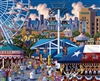 State Fair 500 pc Dowdle Folk Art Puzzle