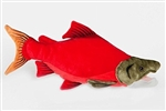 "Sockeye Salmon Fish 10"" Long"