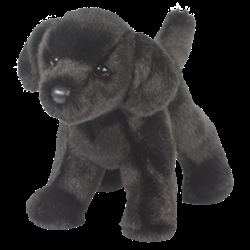 "Bear Black Lab 10"" L"
