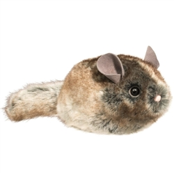 "Camilla Chinchilla 10"" L with Tail"