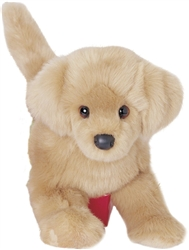 "Bella Golden Retriever Floppy 16""l"