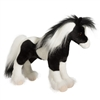 "Bangles Gypsy Vanner Horse 15"" H"