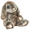 "Lux Medium Deluxe Bunny 14"" High Sitting 18"" Overall"