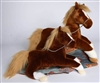 Maple Chestnut Horse 22""