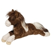 "Maureen Floppy Pinto Hrose by Douglas Cuddle Toy 23"" Long"