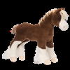 "McClay Clydesdale Standing 15"" H"