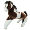 "Natches Paint Horse Floppy 27""l"