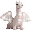 "Shreya Pink Dragon Light/Sound 23"" L"