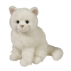 "Snowball the White Cat 9"" H"