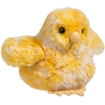 "Yellow Multi Chick 4"" Long"