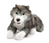 "Timber Wolf Puppet 18""L"