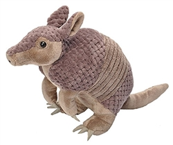 "Armadillo Cuddlekins 14"" Long with tail"