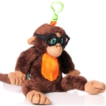 LiL Monkey Contact Lens Case Holder