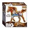 Big Running Horse 350 Piece Shaped Puzzle