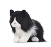 "Tuxedo Cat 10"" L from Nat & Jules Collection"