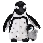 "Penguin with Baby 12"" L"