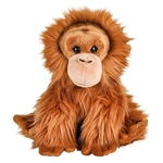 "Heirloom Floppy Orangutan 9"" H"