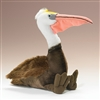 "Pelican Plush Toy 13"" H (10"" H in sitting position)"