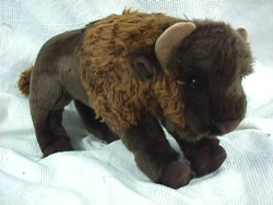 Bison (Buffalo) Plush