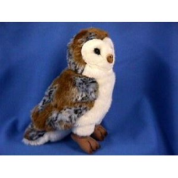 Barn Owl Plush