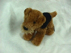 Airedale Plush