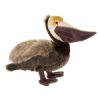 Brown Pelican Plush Toy