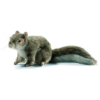 Hansa Grey Squirrel Seated