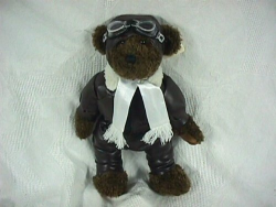 Cody Aviator Pilot Teddy Bear
