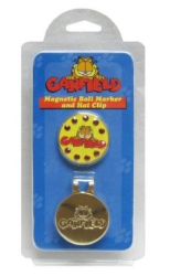 Garfield Magnetic Ball Marker and Hat Clip