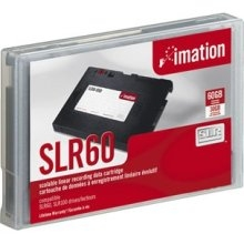 41115 - Imation 41115 SLR-60 Data Cartridge - SLR SLRtape60 - 30GB (Native) / 60GB (Compressed) - 1 Pack-41115