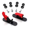 Skid Clamp Assembly Goblin 500 Red