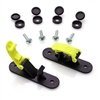 Skid Clamp Assembly Goblin 630/700/770 Low Profile Yellow