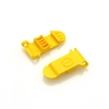 Skid Clamp Latch 8.0mm Yellow