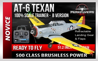 AT-6 Texan Large Scale RC Plane