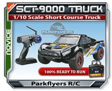 SCT 9000 Short Course RC Truck