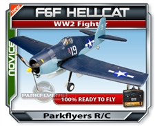 F6F Hellcat RTF RC Airplane