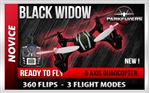 Black Widow RC Quadcopter - Drone