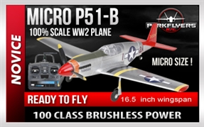 RC WW2 Airplanes