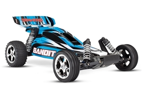 Traxxas Bandit XL-5 TQ 2.4GHz RTR RC Car