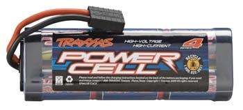 Traxxas Series 4 NiMH 6-Cell 7.2V 4200mAh Flat Battery