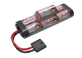 2961X - Battery, Series 5 Power Cell, 5000mAh (NiMH, 7-C hump, 8.4V)