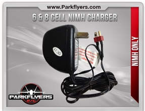6-8 Cell NiMH Charger
