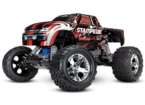 Traxxas 1/10 Stampede XL-5 2.4GHz RTR - RC Truck