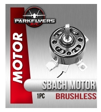 Sbach Brushless Motor